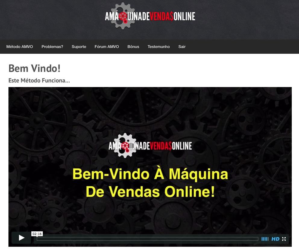 A Máquina de Vendas Online Funciona? (Análise Completa)