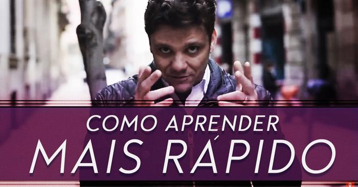#VÍDEO – Como Aprender Mais Rápido by Erico Rocha (funciona)